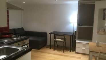 Cosy Studio Flat In Dalston Area