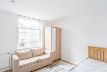 Bright&Peaceful Studio Flat in Dalston Area